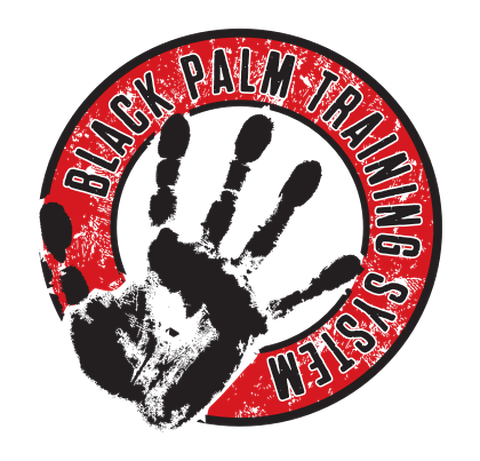 Black Palm Training System logo